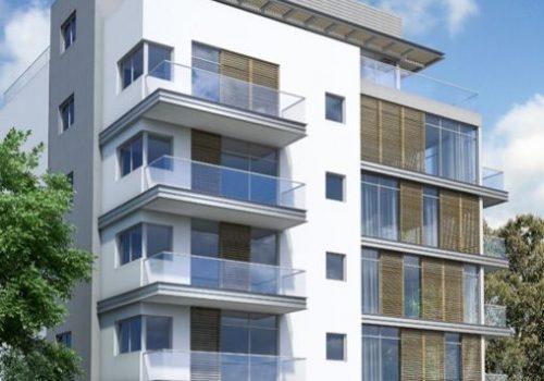דירת גג 4 חדרים ברחוב שקט וטוב!