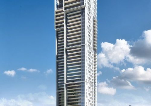 Infinity tower – 3 room apartment